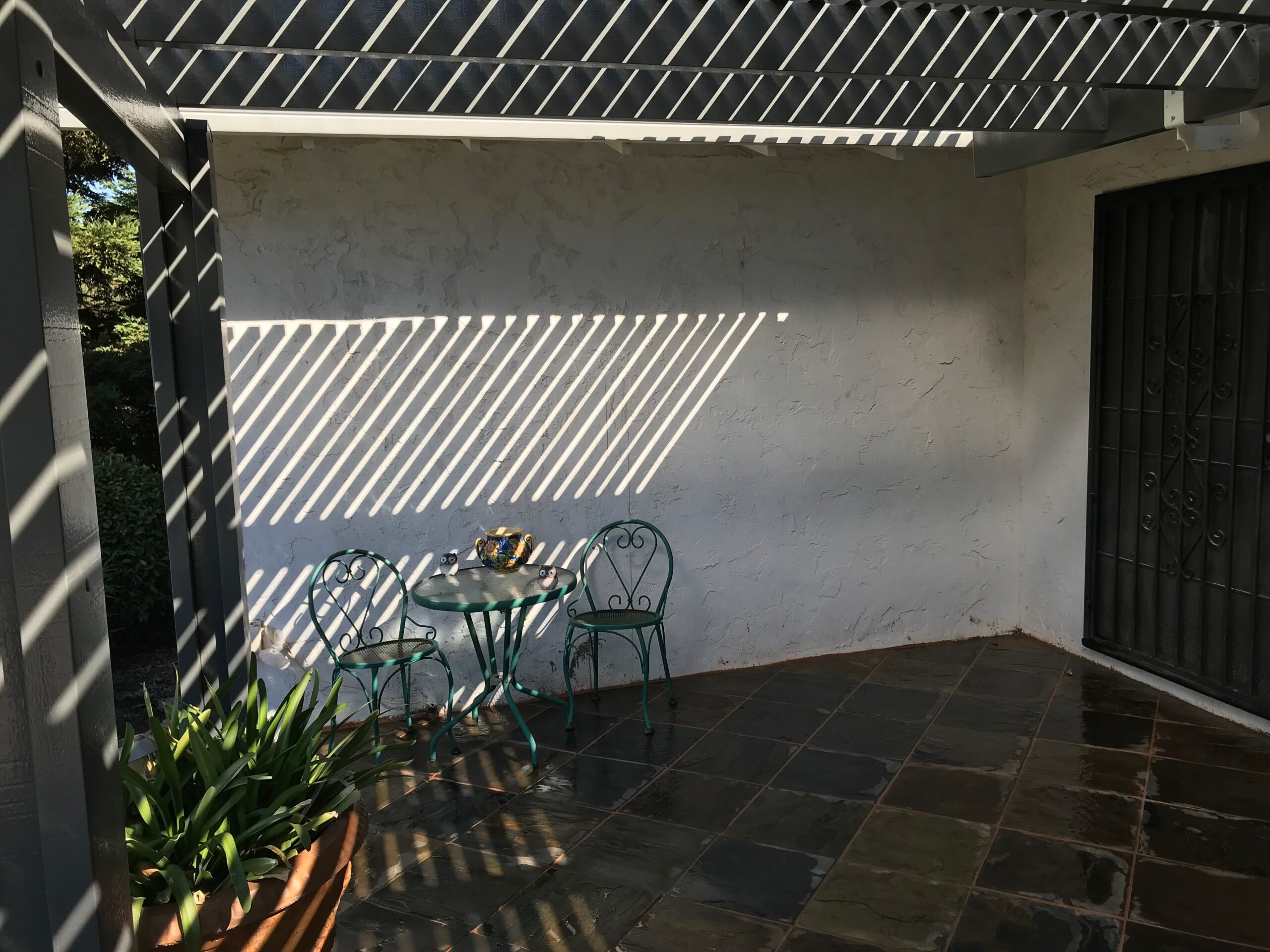 this is an image of stamped patio in Encinitas