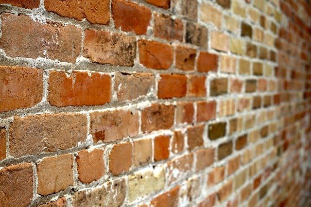 This image shows block wall works in Encinitas.
